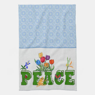 平和庭 キッチンタオル