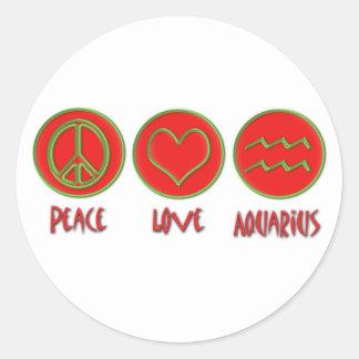平和愛アクエリアス ラウンドシール