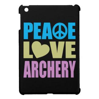 平和愛アーチェリー iPad MINIケース
