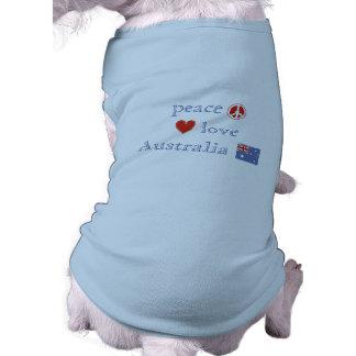 平和愛オーストラリア ペット服