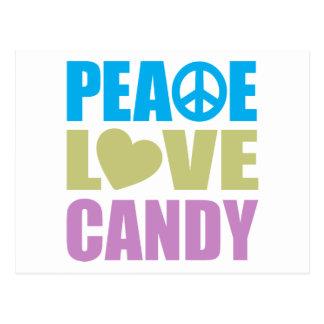 平和愛キャンデー ポストカード