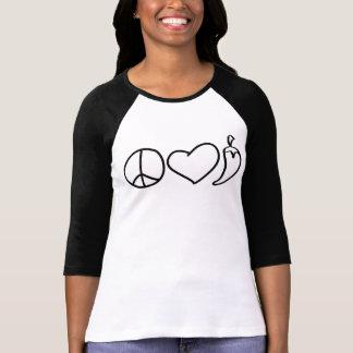 平和愛コショウ Tシャツ