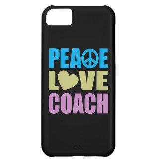 平和愛コーチ iPhone5Cケース