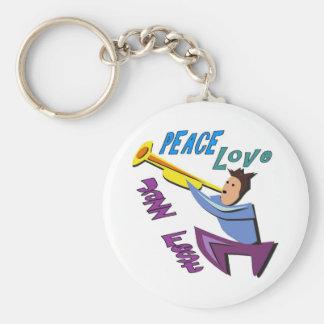 平和愛ジャズFest キーホルダー