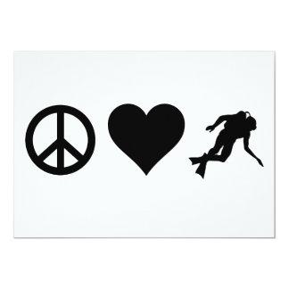 平和愛スキューバダイビング カード