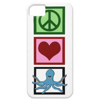 平和愛タコ iPhone SE/5/5s ケース