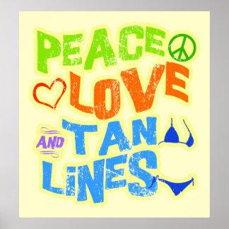 平和愛タンライン ポスター