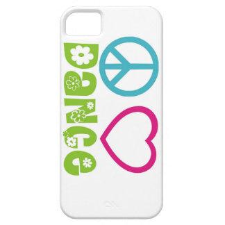 平和愛ダンス iPhone SE/5/5s ケース