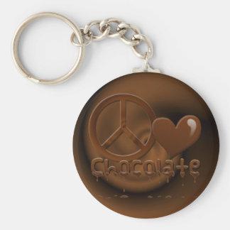 平和愛チョコレート キーホルダー