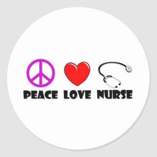 平和愛ナース ラウンドシール