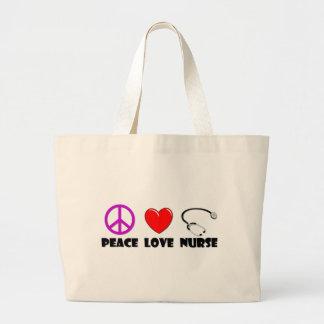 平和愛ナース ラージトートバッグ