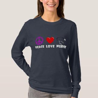 平和愛ナース Tシャツ