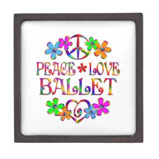 平和愛バレエ ギフトボックス