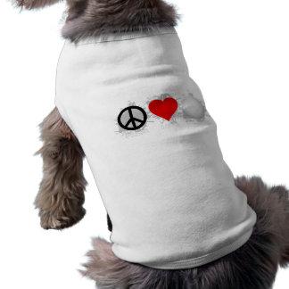 平和愛バレーボールの紋章1 ペット服