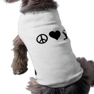 平和愛バレーボール(男性) ペット服