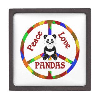 平和愛パンダ ギフトボックス