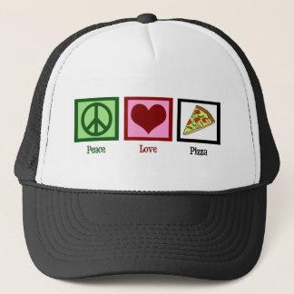 平和愛ピザ キャップ