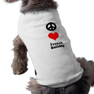 平和愛フレンチ・ブルドッグ ペット服