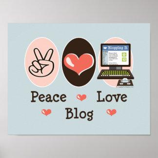 平和愛ブログポスター ポスター