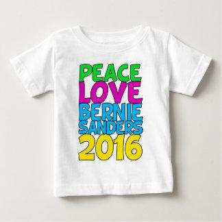 平和愛ベルニーの研摩機2016年 ベビーTシャツ