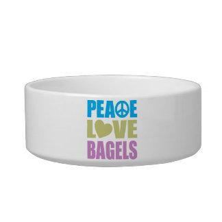平和愛ベーゲル ボウル