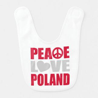 平和愛ポーランド ベビービブ