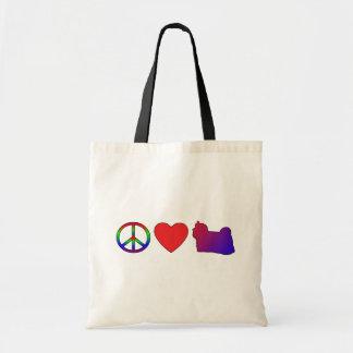 平和愛マルタのバッグ トートバッグ