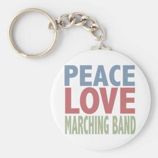 平和愛マーチングバンド キーホルダー