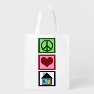 平和愛不動産 エコバッグ