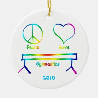 平和愛体操 セラミックオーナメント