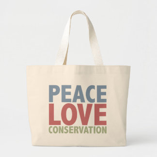 平和愛保存 ラージトートバッグ