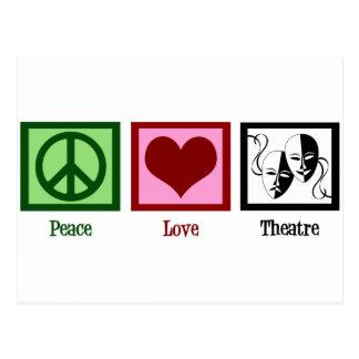 平和愛劇場 ポストカード