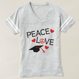 平和愛卒業 Tシャツ