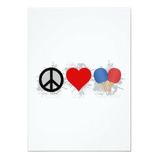 平和愛卓球の紋章 カード