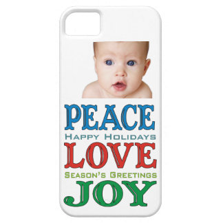 平和愛喜びの休日のiPhone 5の場合 iPhone SE/5/5s ケース