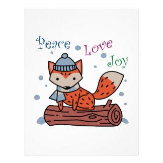 平和愛喜び レターヘッド
