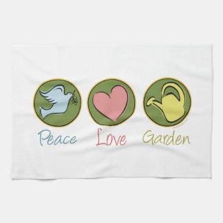 平和愛園芸 キッチンタオル