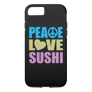 平和愛寿司 iPhone 8/7ケース