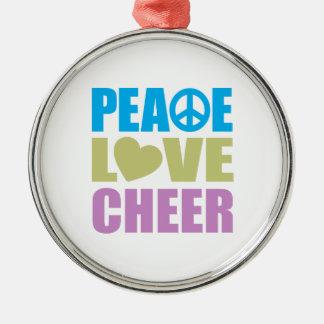 平和愛応援 メタルオーナメント