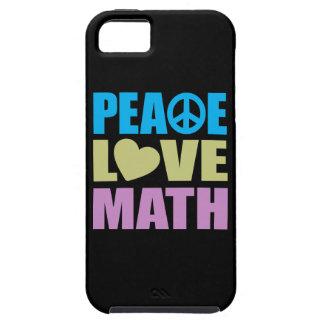 平和愛数学 iPhone SE/5/5s ケース