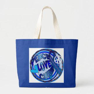 平和愛治療ALD ラージトートバッグ
