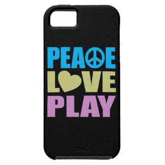 平和愛演劇 iPhone SE/5/5s ケース
