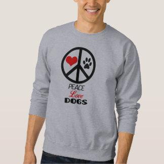 平和愛犬 スウェットシャツ