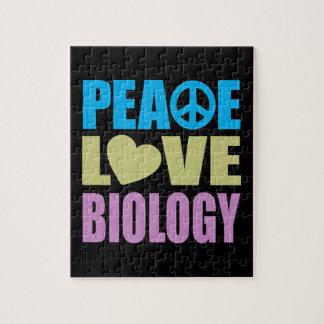 平和愛生物学 ジグソーパズル