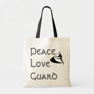 平和愛監視 トートバッグ