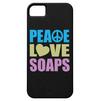 平和愛石鹸 iPhone 5 COVER