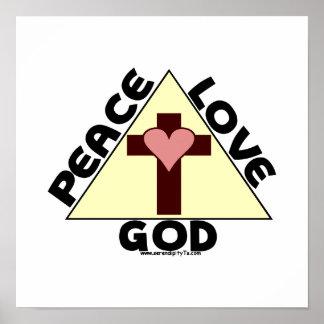平和愛神 ポスター