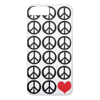 平和愛穹窖のやっとそこにiPhone 7 P iPhone 8 Plus/7 Plusケース