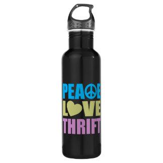 平和愛節約 ウォーターボトル