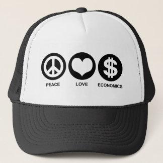 平和愛経済学 キャップ